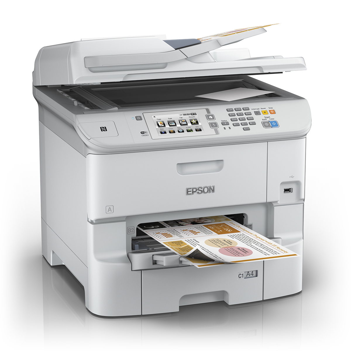 Epson WorkForce Pro WF-6590DWF A4 All In One Multifunction