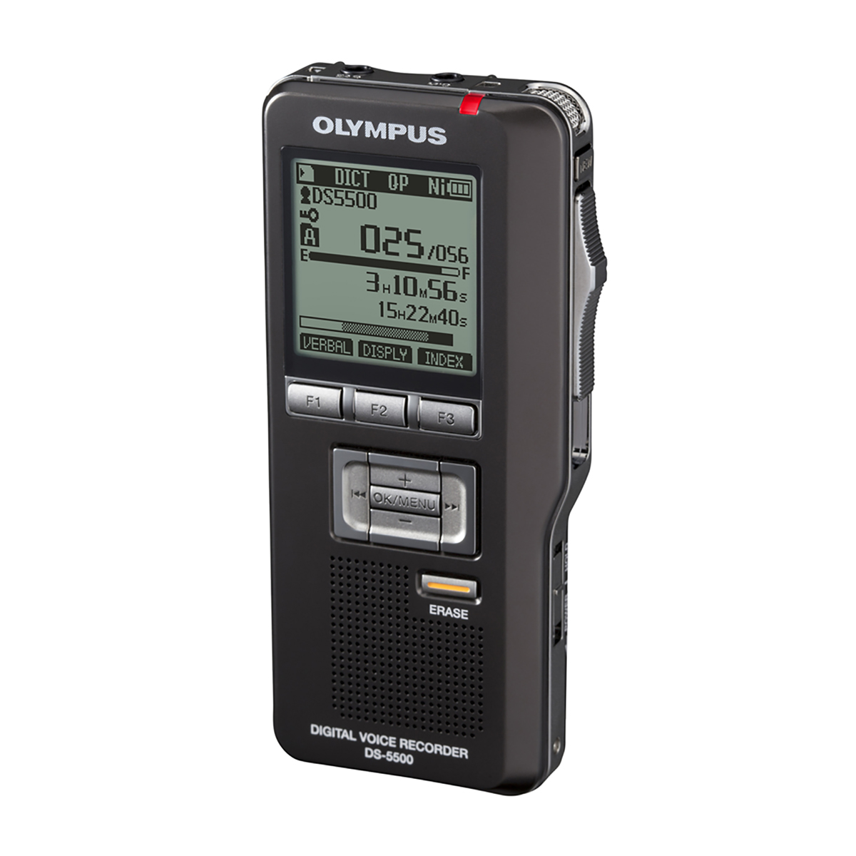 Olympus DS-5500 Pro Digital Voice Recorder Standard Edition