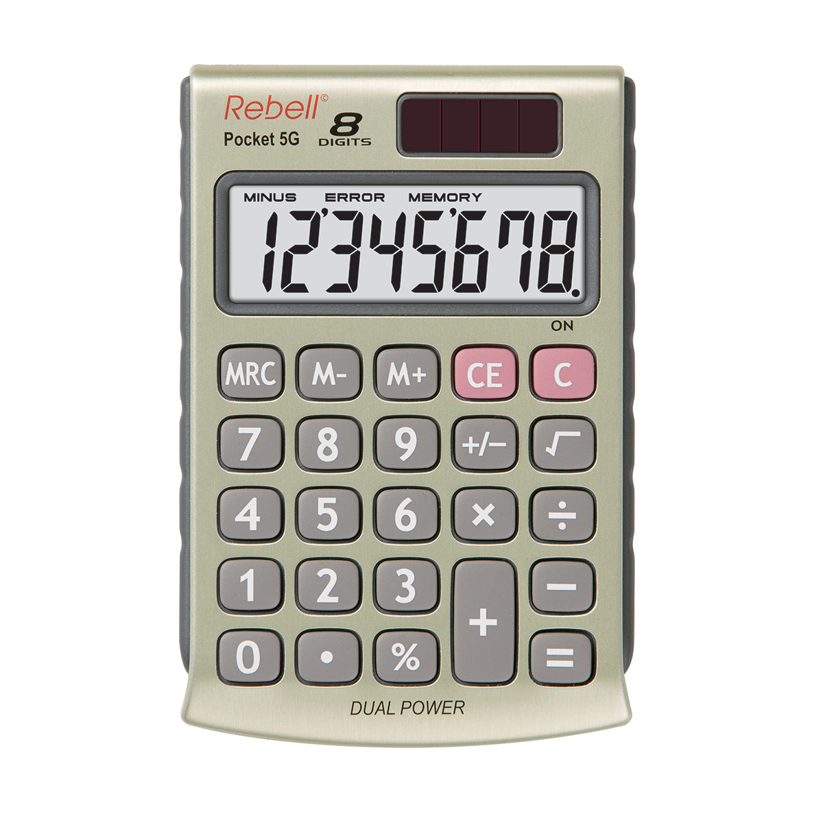 Rebell Pocket 5G Calculator