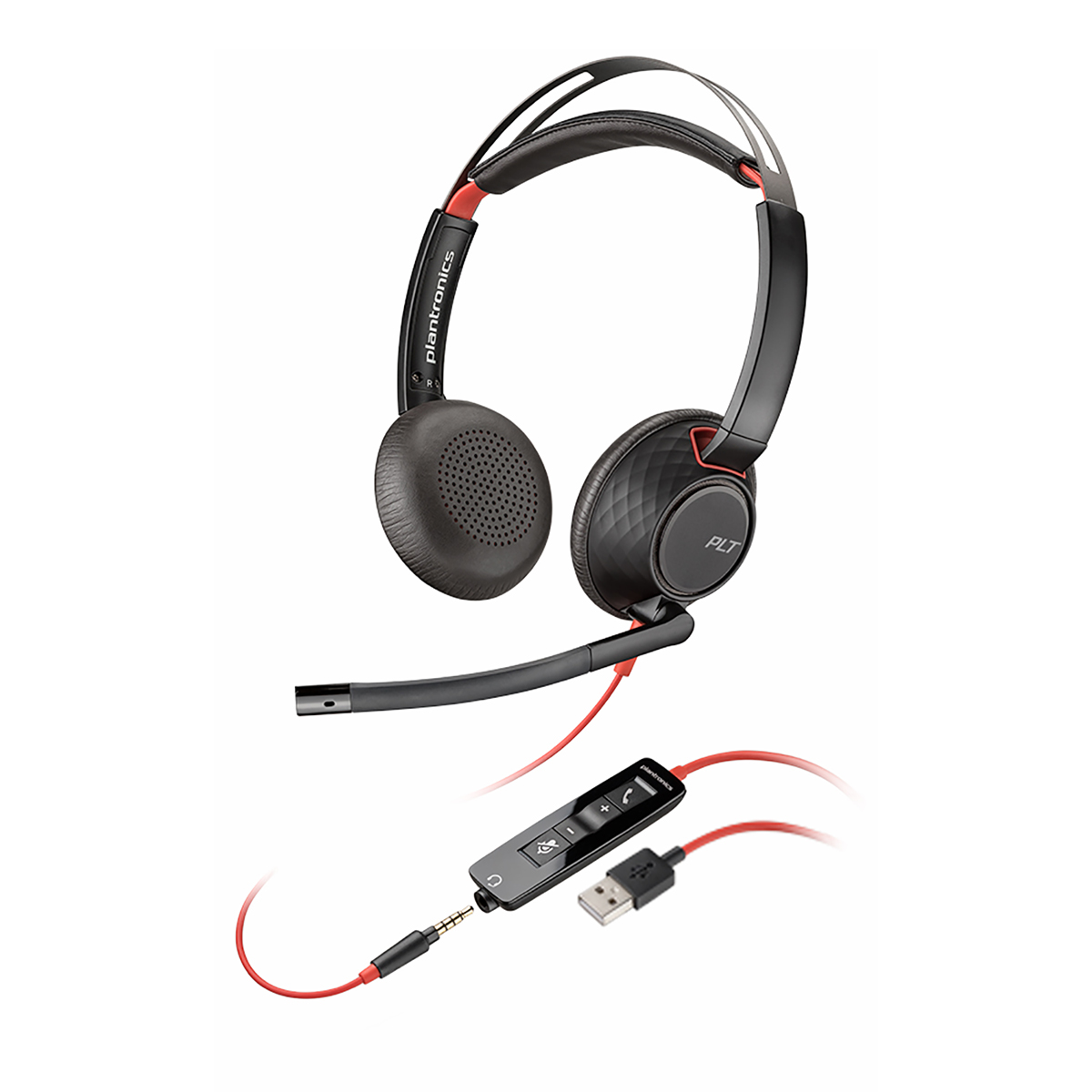 Plantronics Blackwire C5220 USB-A Headset