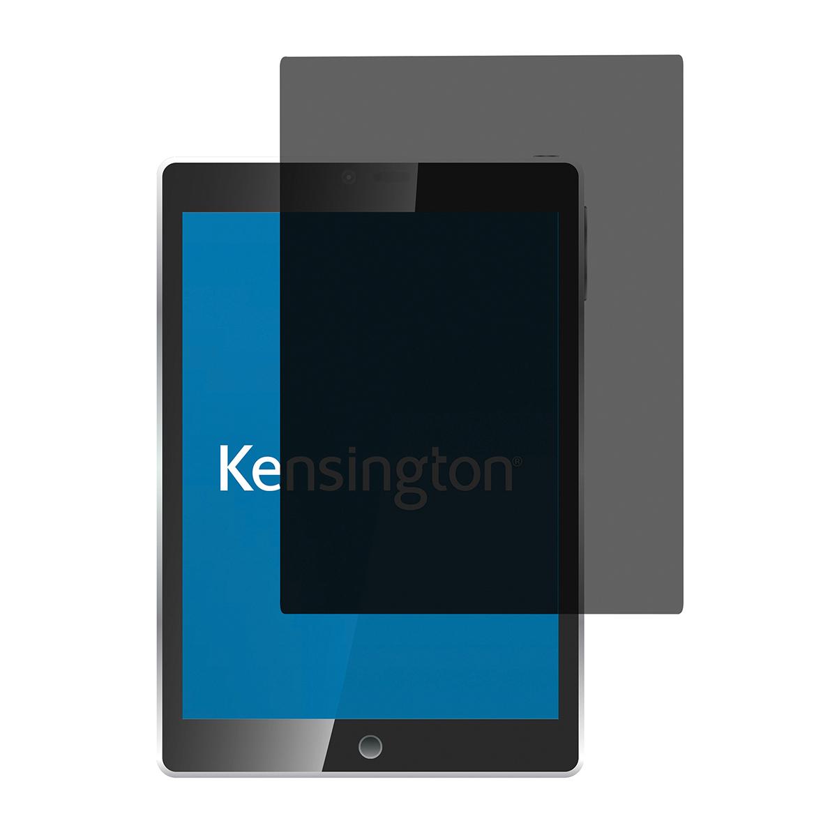 Kensington 626392 Privacy Filter 2 Way Adhesive for iPad Air - iPad Pro 9.7 Inch - iPad 2017