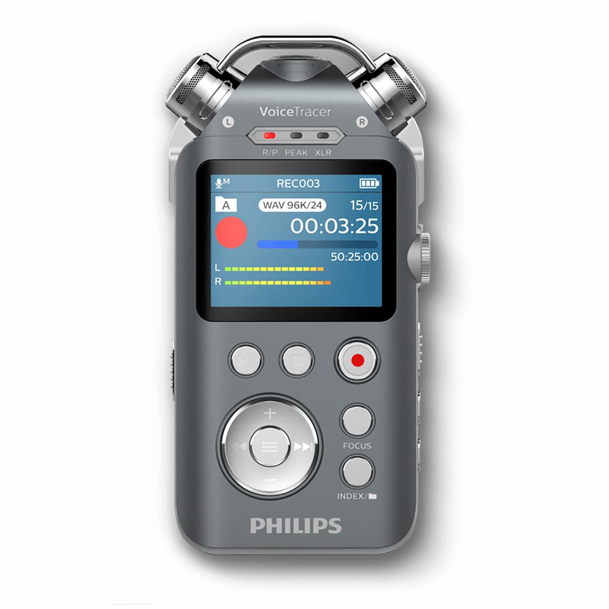Philips DVT7500 Digital Voice Tracer