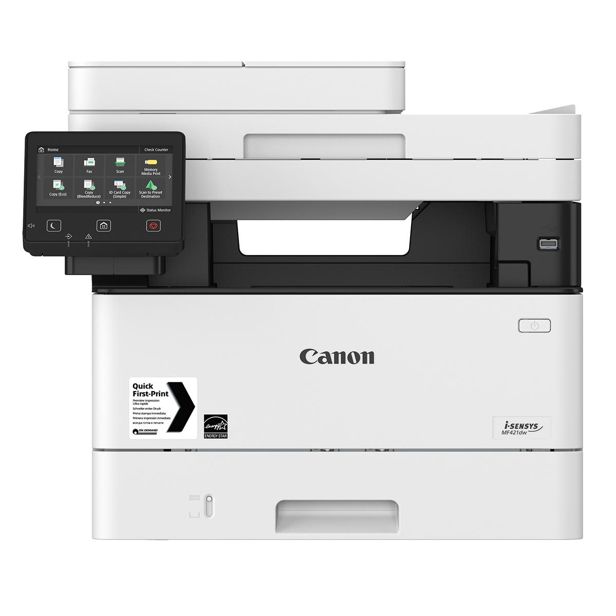 Canon i-SENSYS MF421DW Mono Laser Multifunction