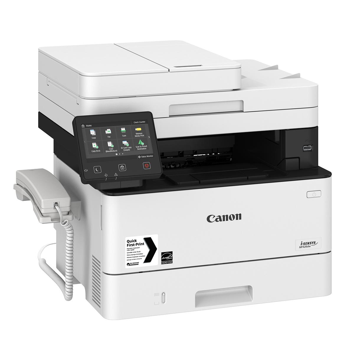 Canon i-SENSYS MF426DW Mono Laser Multifunction
