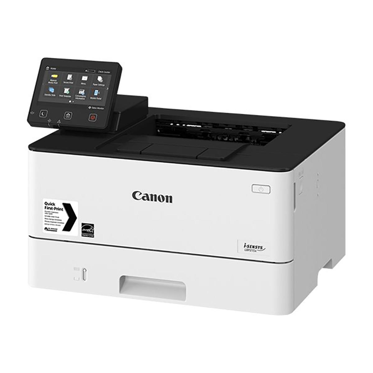 Canon i-SENSYS LBP215x A4 Mono Laser Printer