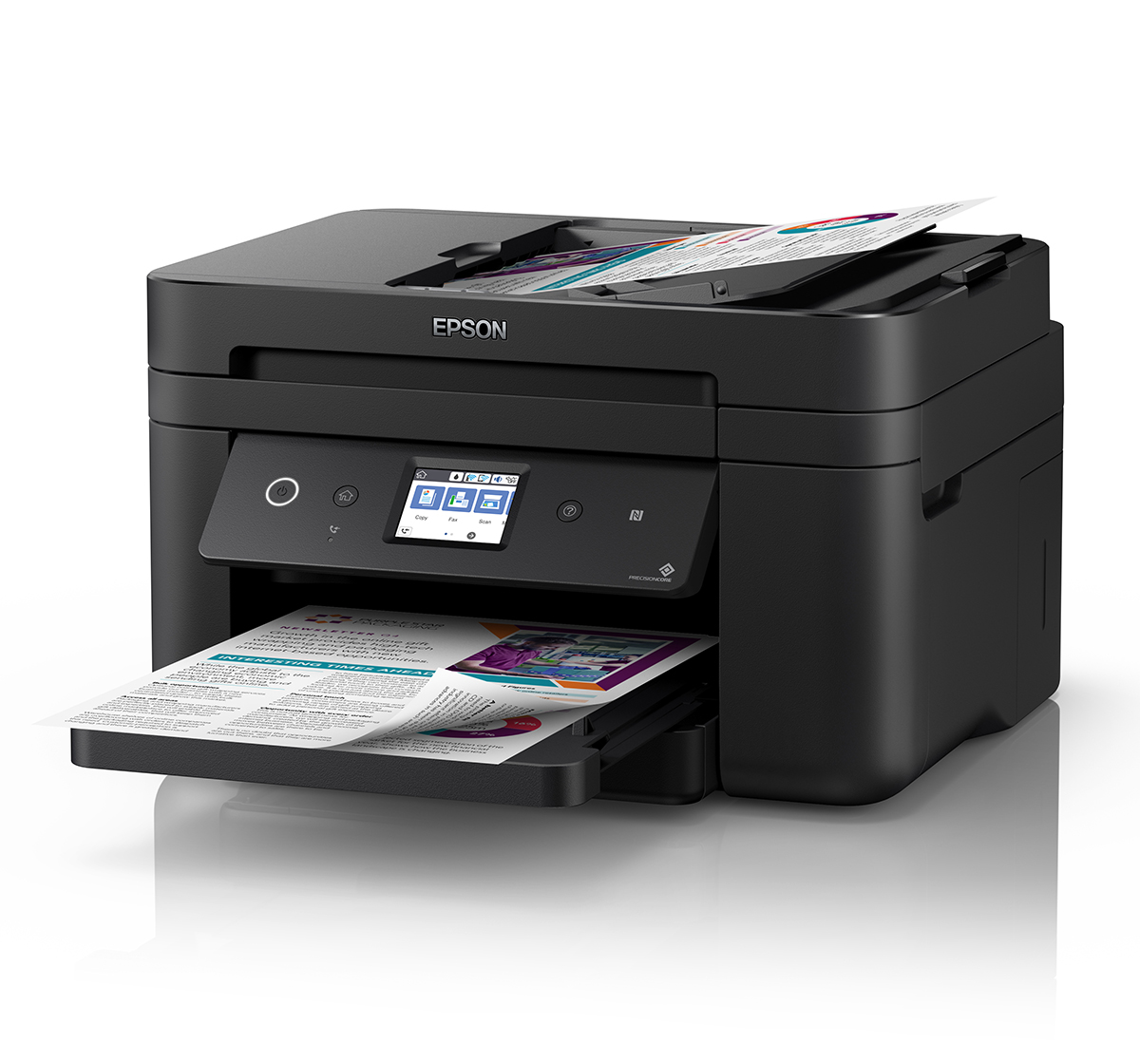 Epson WorkForce WF-2865DWF Colour Inkjet All-In-One Multifunction