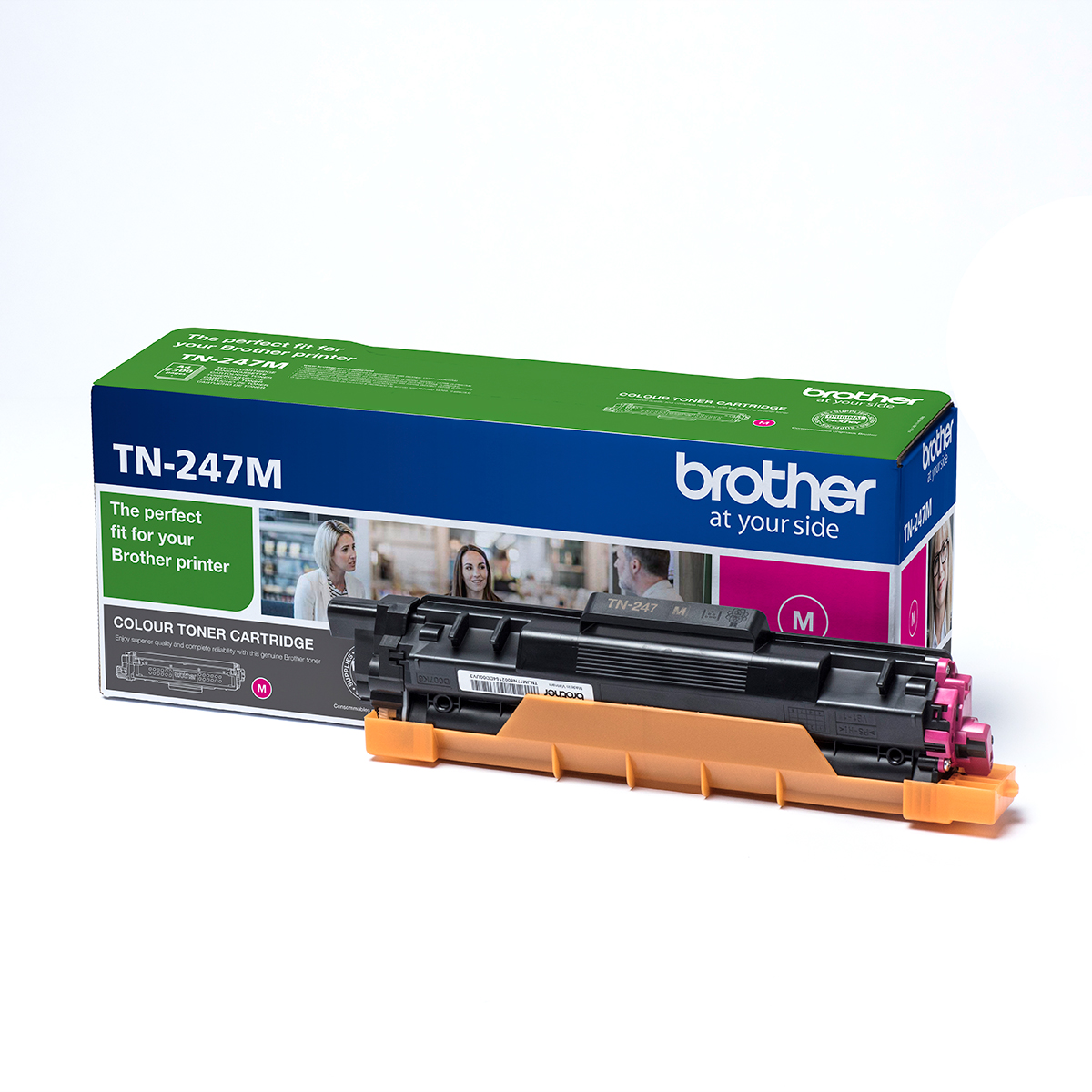 Brother TN-247M High Yield Magenta Toner