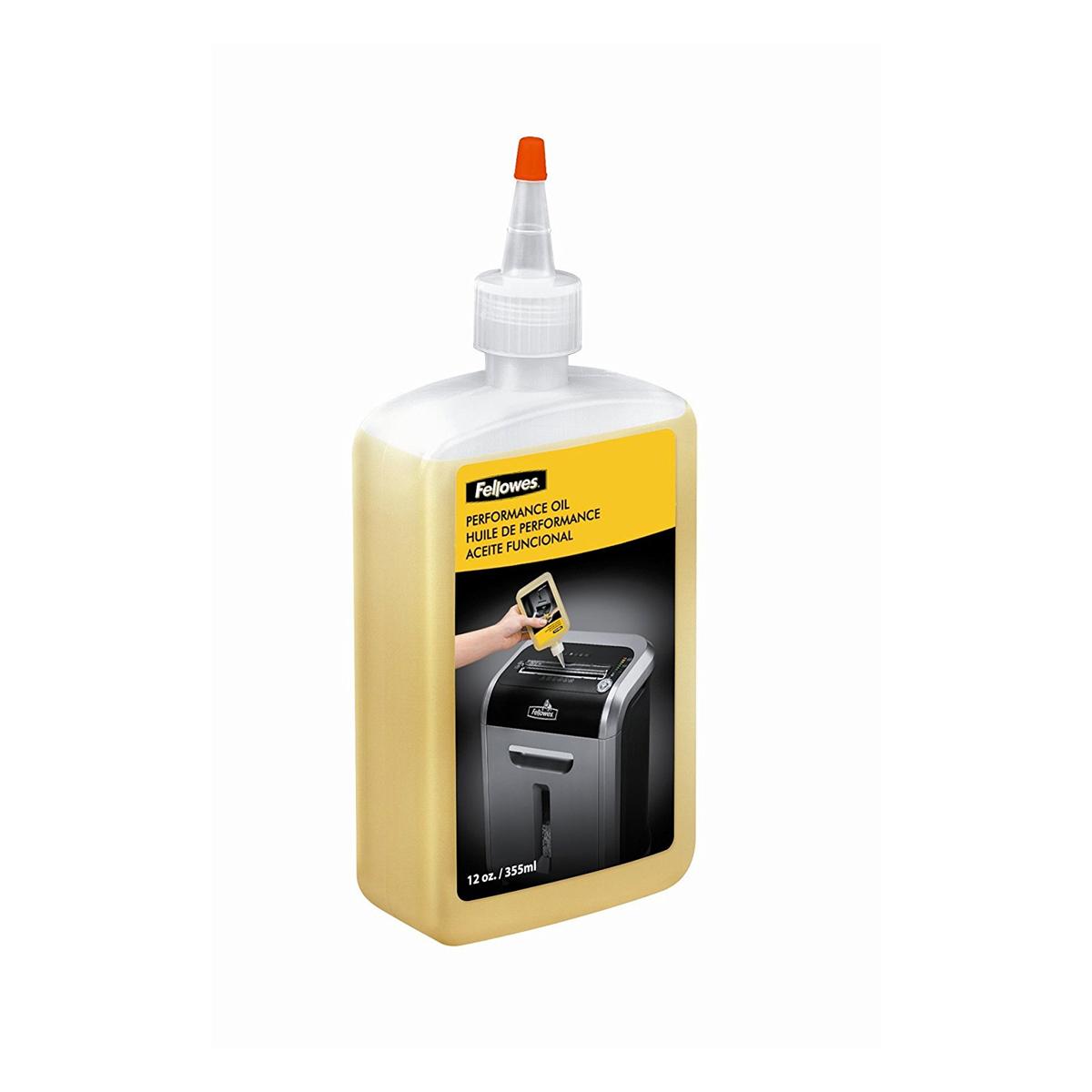 Fellowes Shredder Oil Single Bottle 355ml