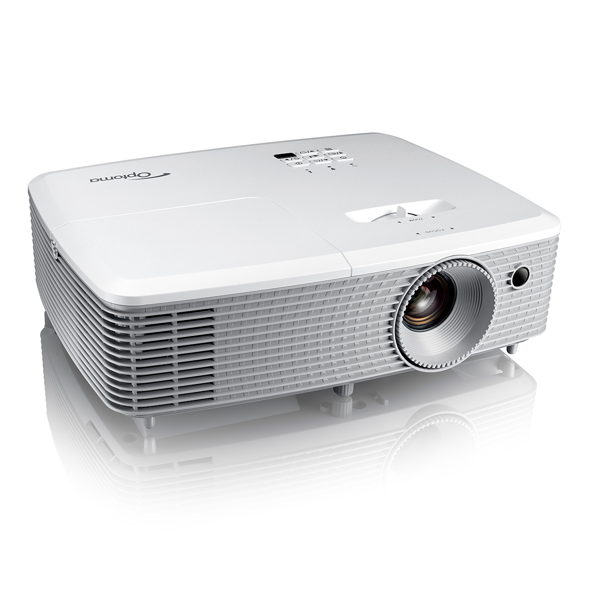 Optoma EH400 1080p Portable Projector