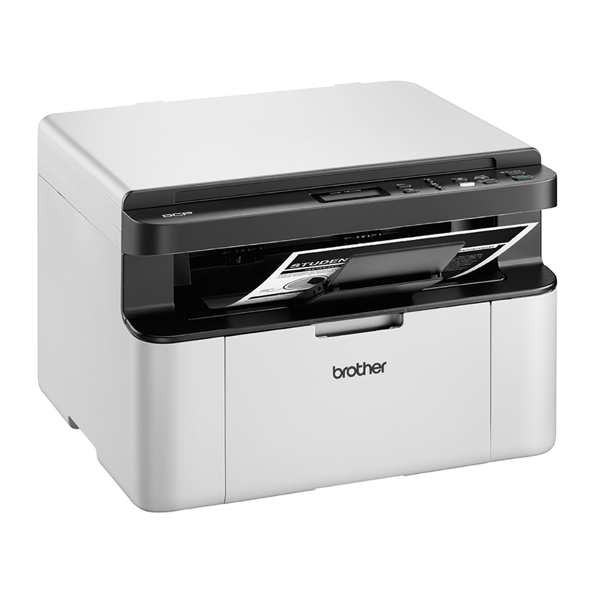 Brother DCP-1610WVB  All in Box A4 Mono Laser Multifunction