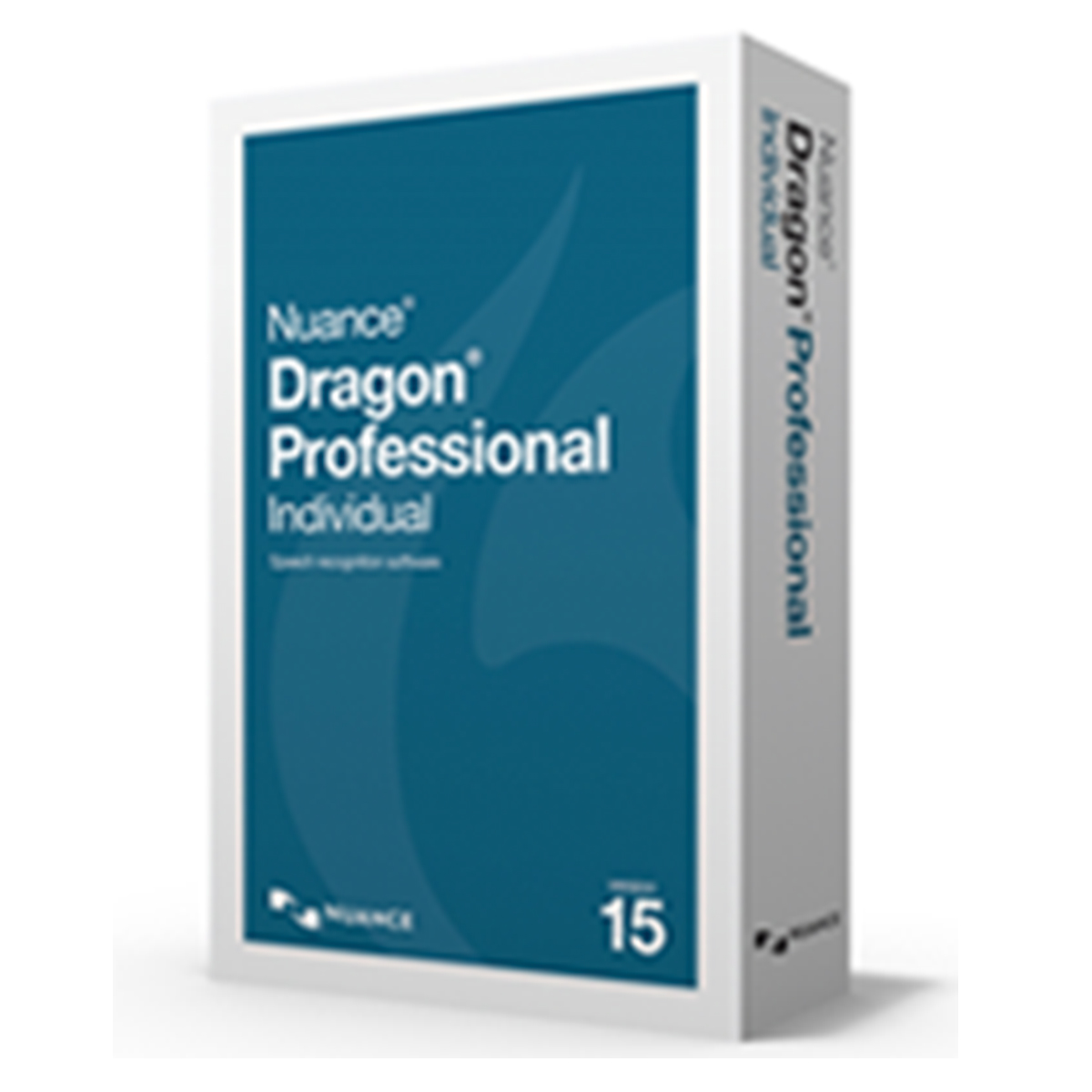 Nuance Dragon Professional Individual 15 - Upgrade from Premium 12 and up Box Copy