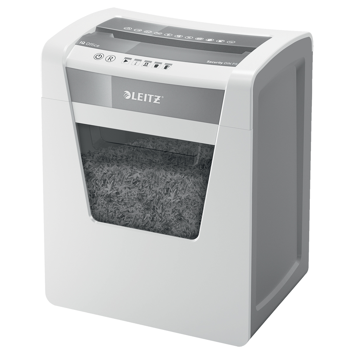 Leitz IQ Office Micro Cut Shredder - P5