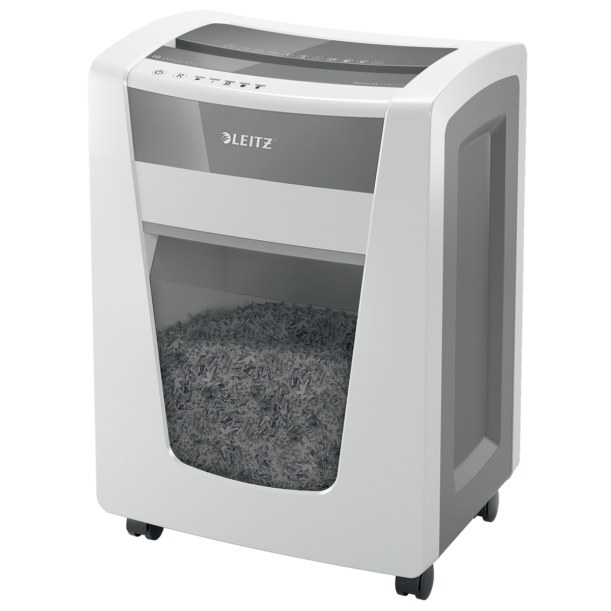 Leitz IQ Office Pro Ultra Micro Cut Shredder
