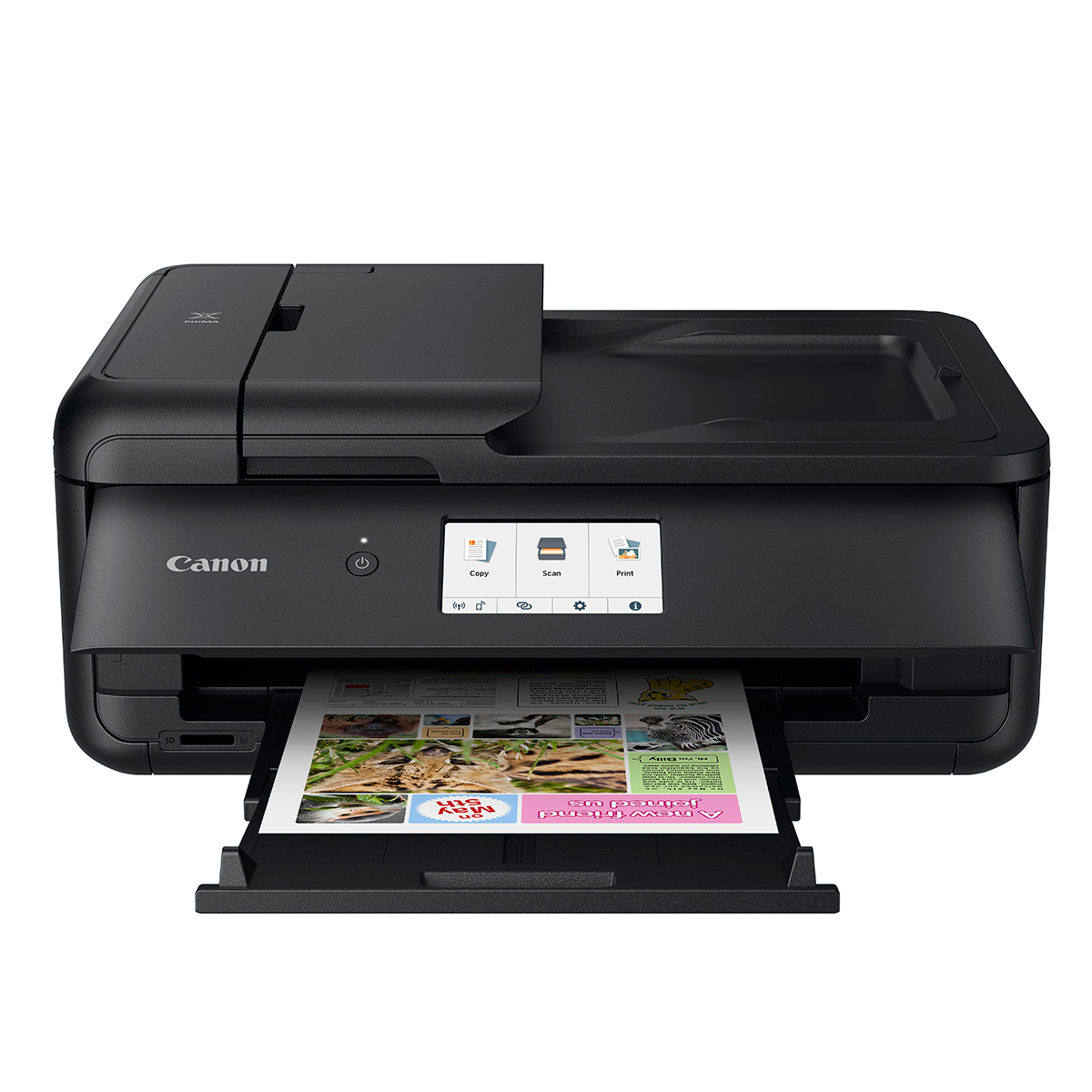 Canon PIXMA TS9550 A3 Colour Inkjet Multifunction