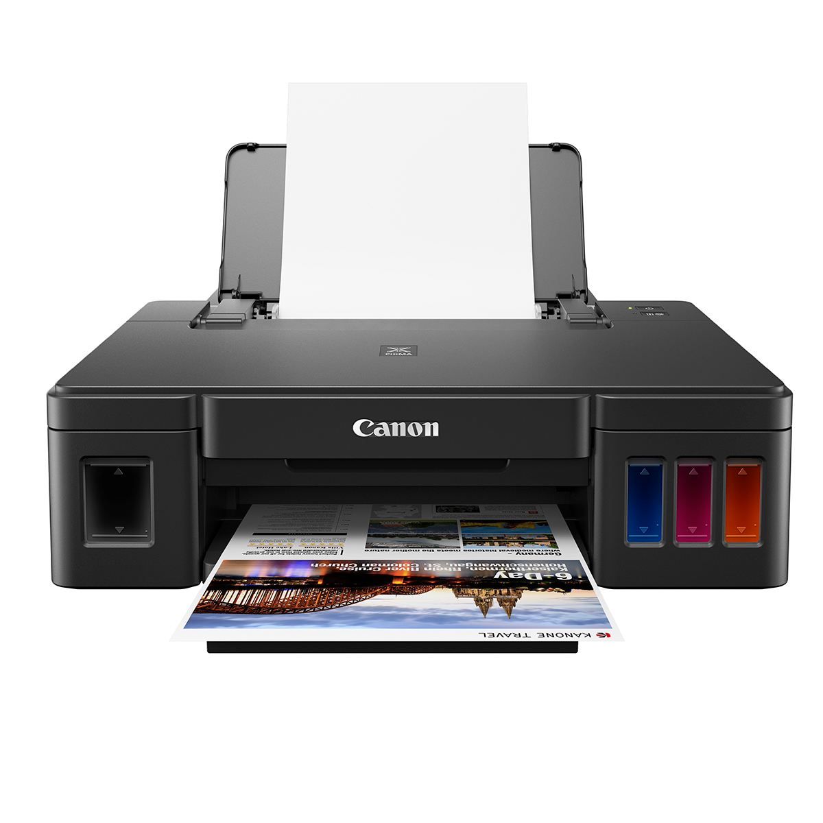 Canon PIXMA G1501 A4 Refillable Ink Tank Printer