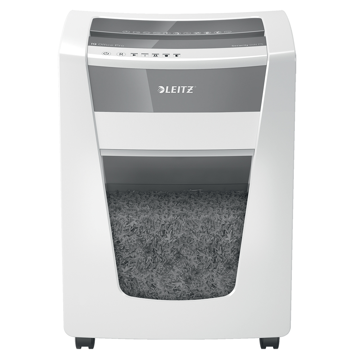 Leitz IQ Office Pro Micro Cut Shredder - P5