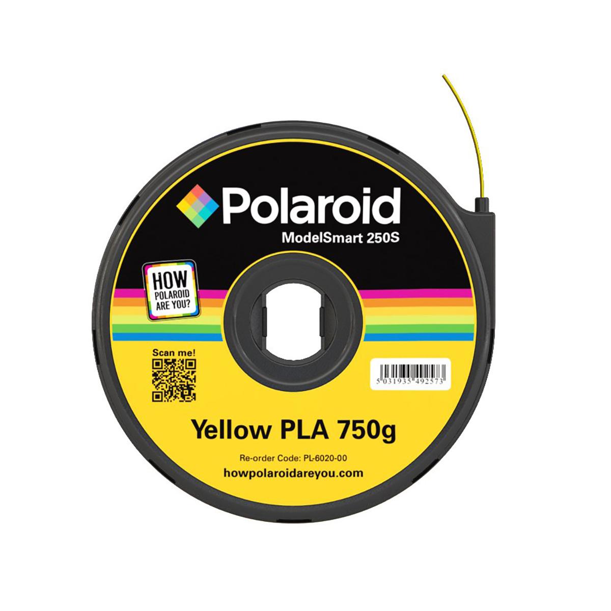 Polaroid ModelSmart 250S Yellow Filament Cartridge - 750g