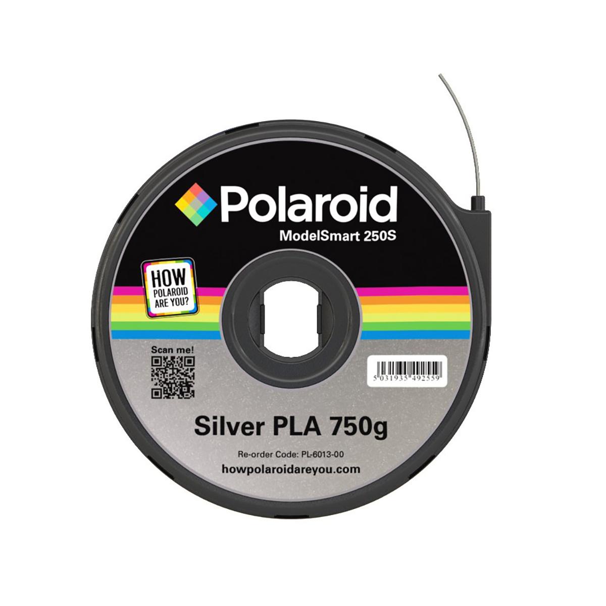 Polaroid ModelSmart 250S Silver Filament Cartridge - 750g