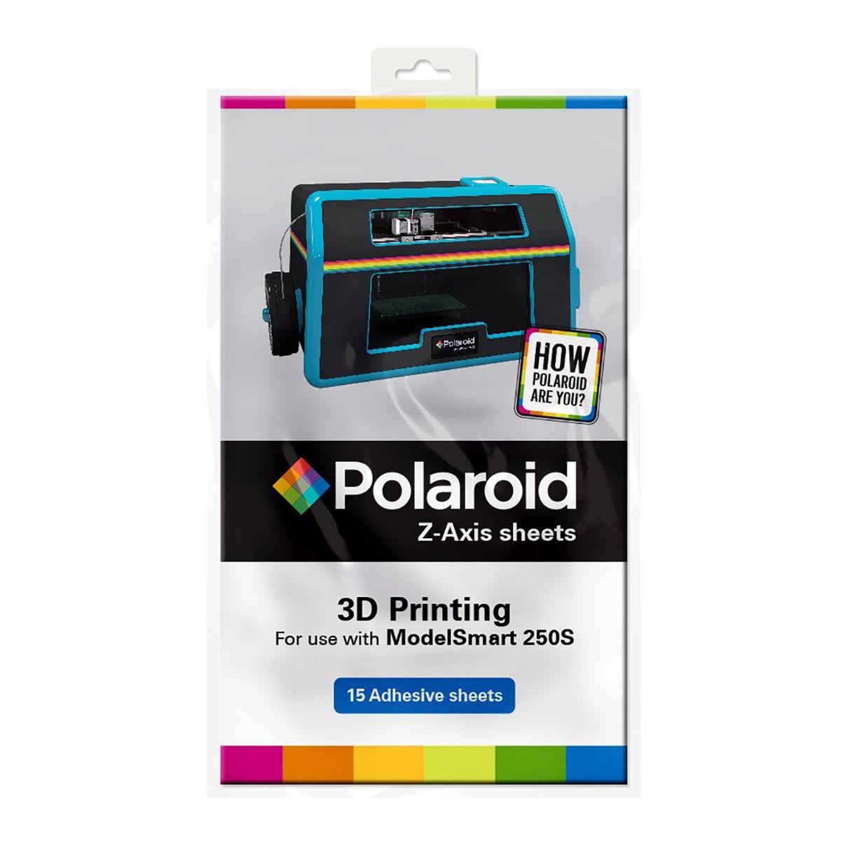 Polaroid ModelSmart 250S Z-Axis sheets 15 Sheets