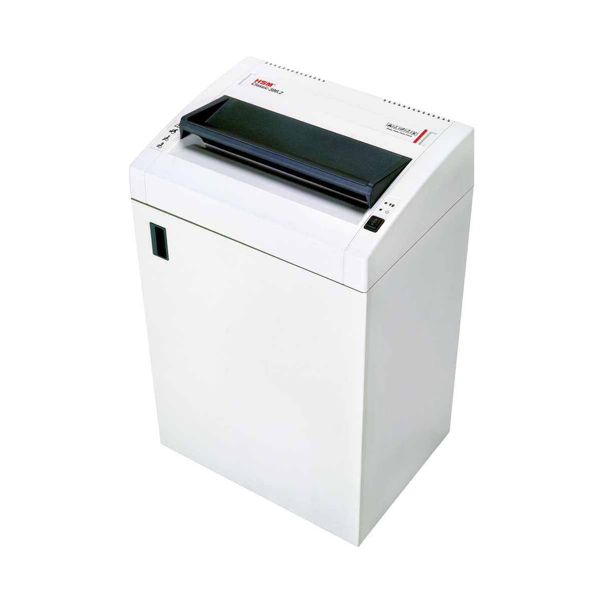HSM 386.2C 1.9mm Office Cross Cut Shredder
