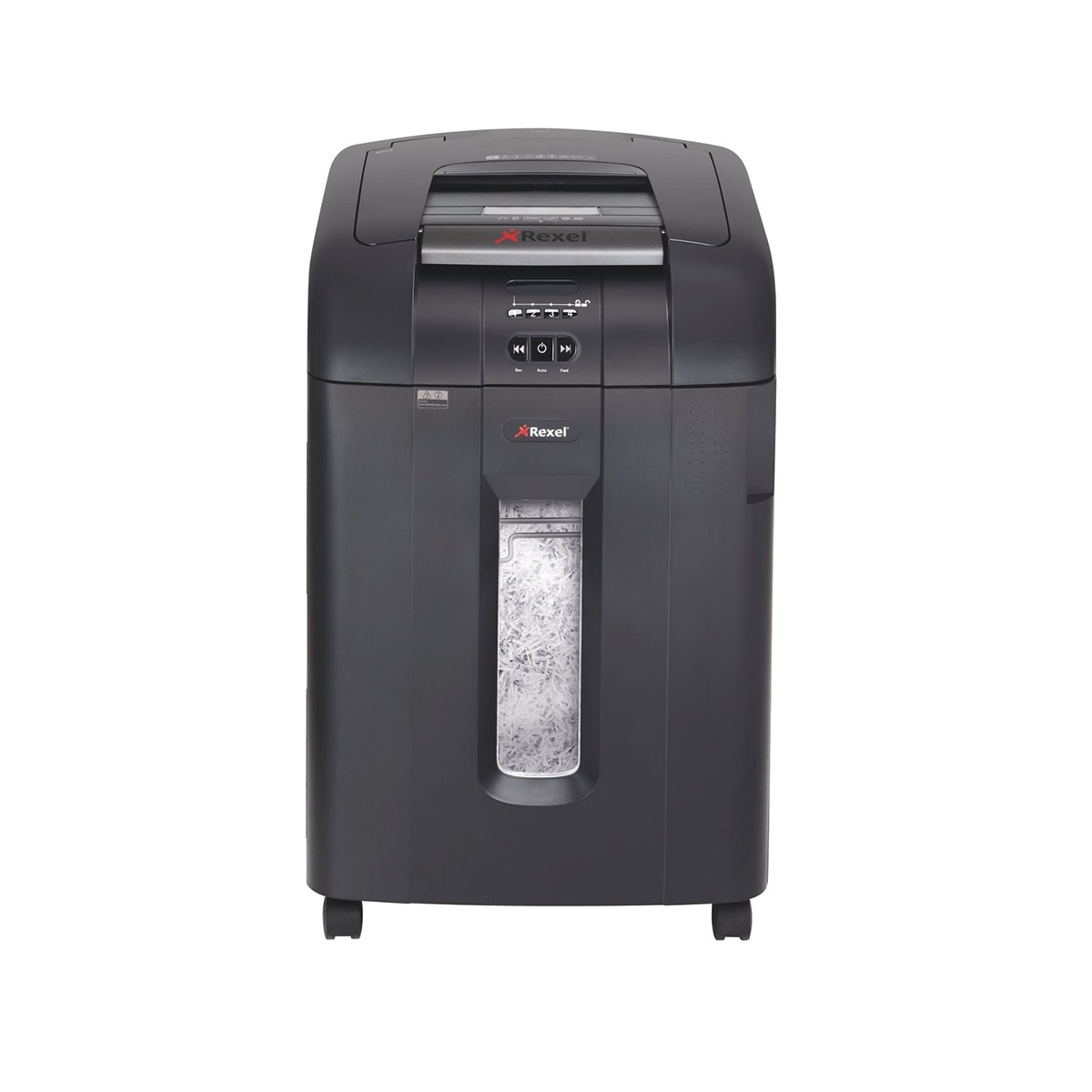 Rexel AutoPlus 600X Cross Cut Shredder