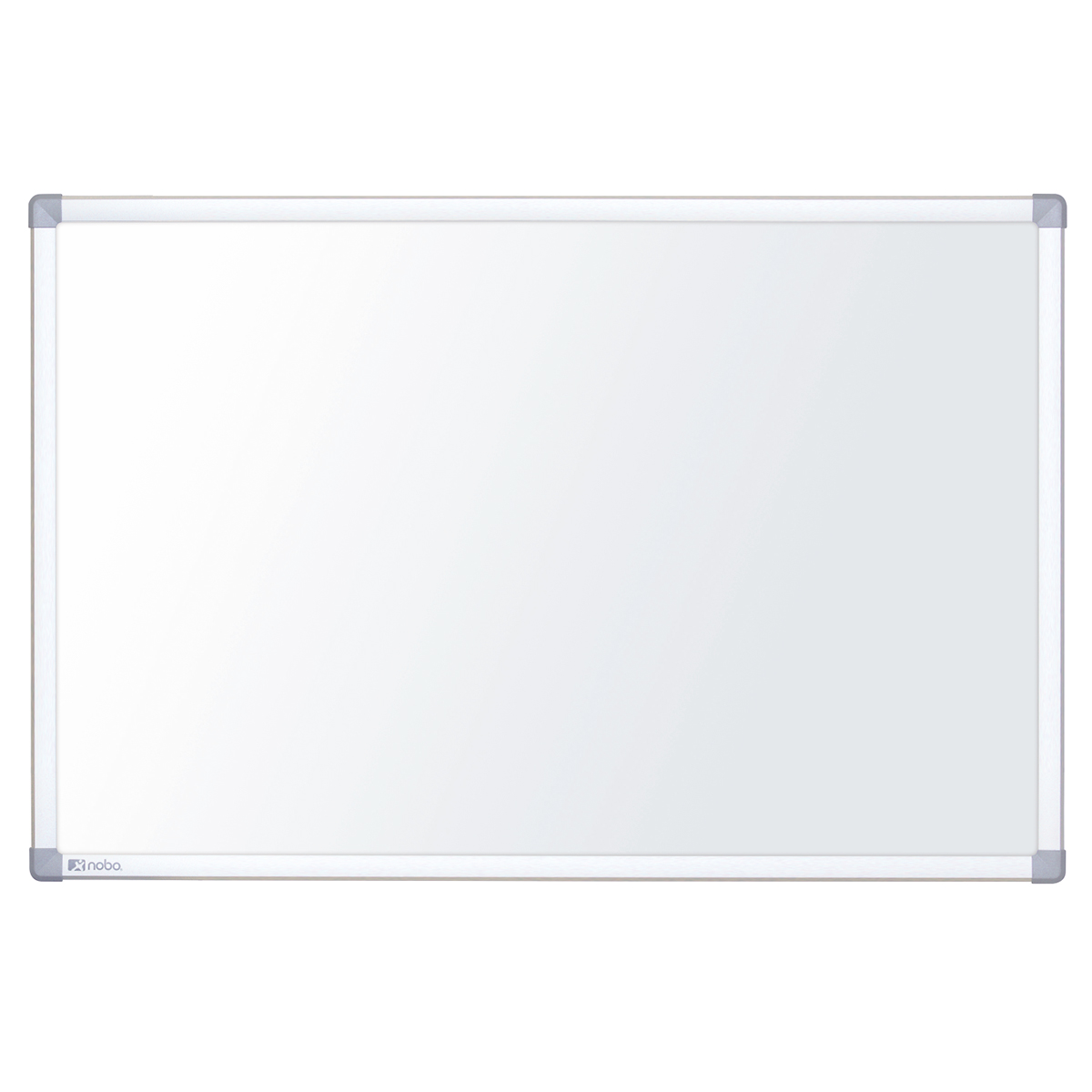 Nobo 1905168 Nano Clean Steel Magnetic Whiteboard 1200 x 900mm