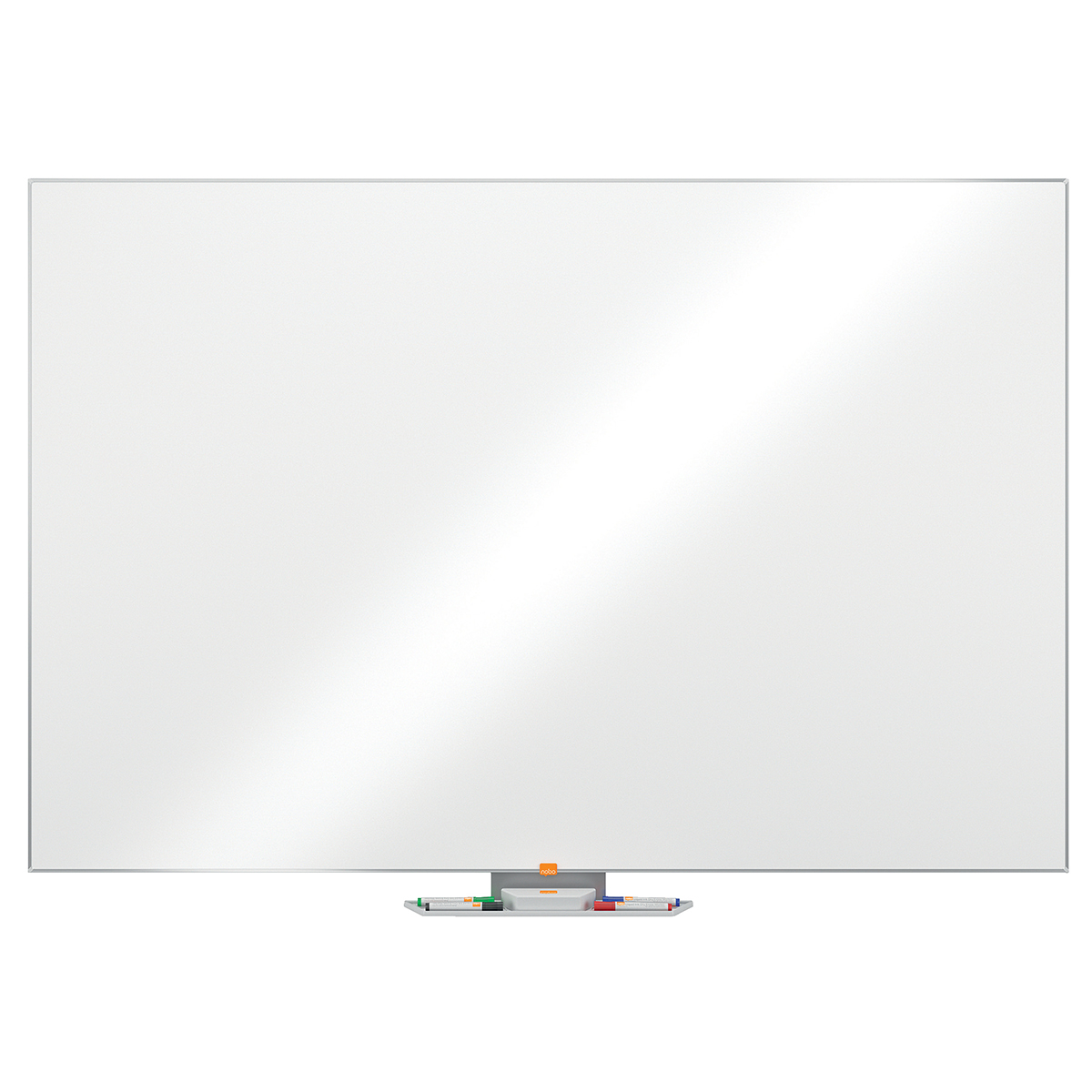 Nobo 1905224 Prestige Enamel Magnetic Whiteboard 1800 x 1200mm