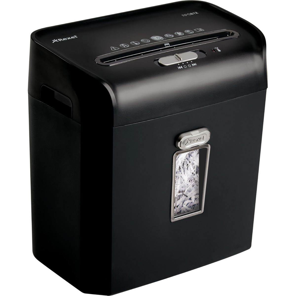 Rexel RPS812 Strip Cut Shredder