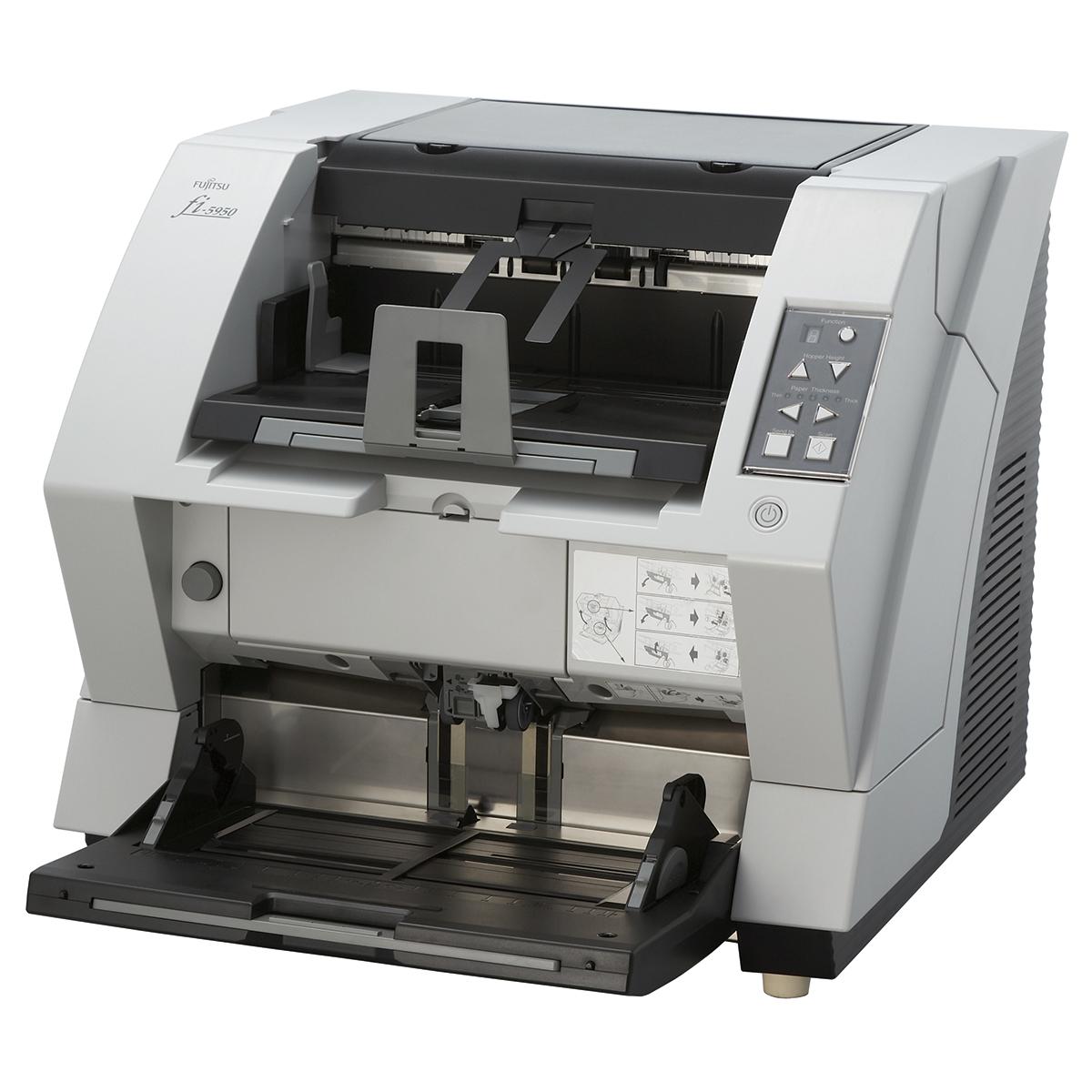 Fujitsu fi-6800 A3 Image Scanner
