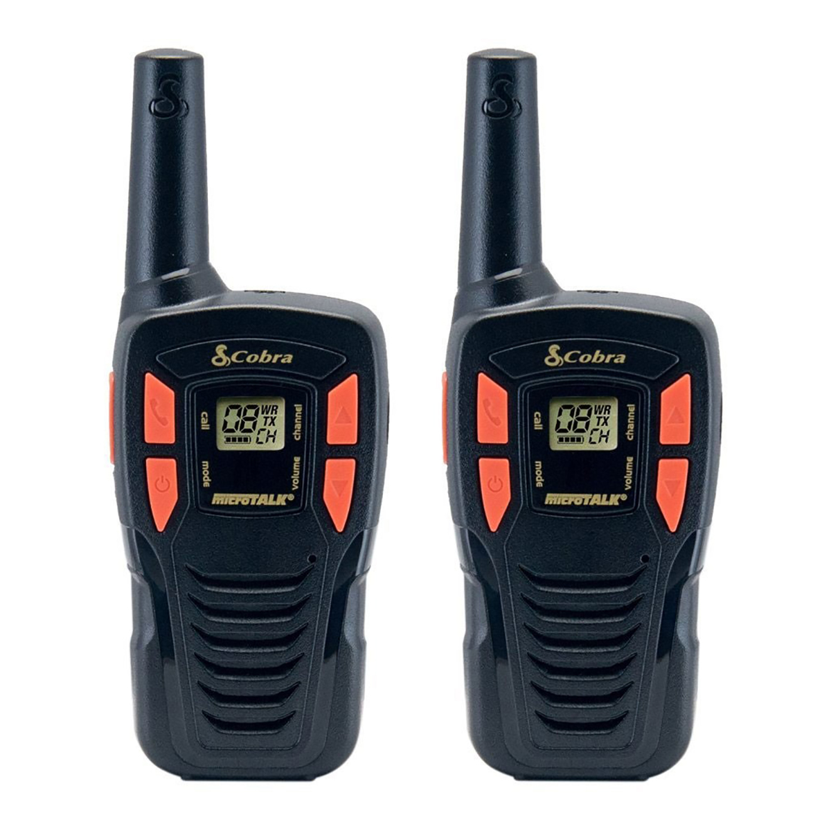 Cobra AM245 5km 2-Way Adventure PMR Radio 1 Pair