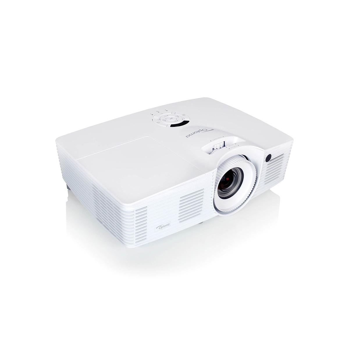 Optoma W416 WXGA Compact Projector