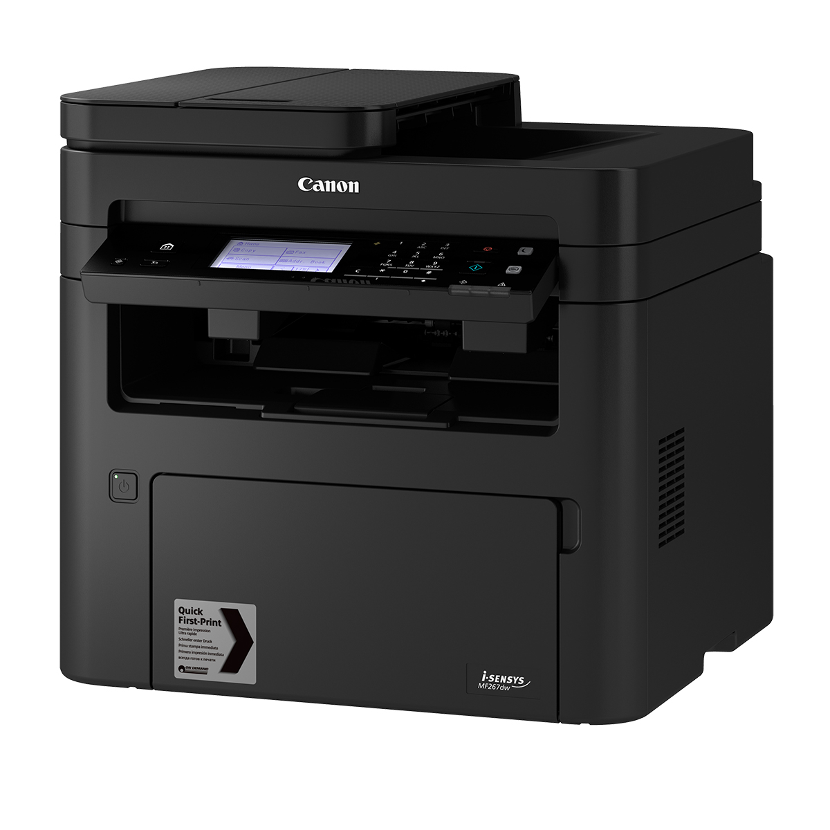 Canon i-SENSYS MF267DW A4 Mono Laser Multifunction
