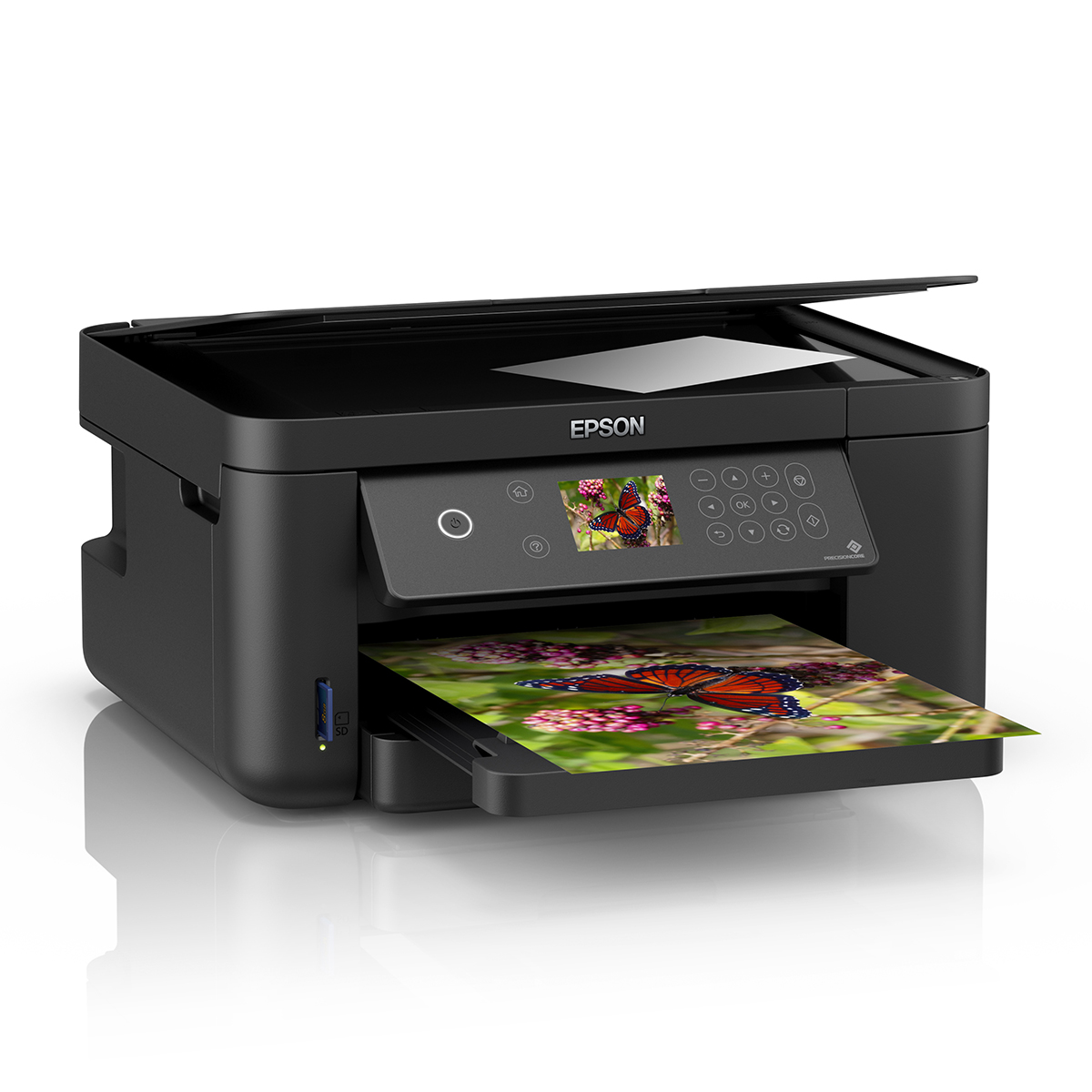 Epson Exp Home XP-5100 A4 Colour Inkjet Multifunction