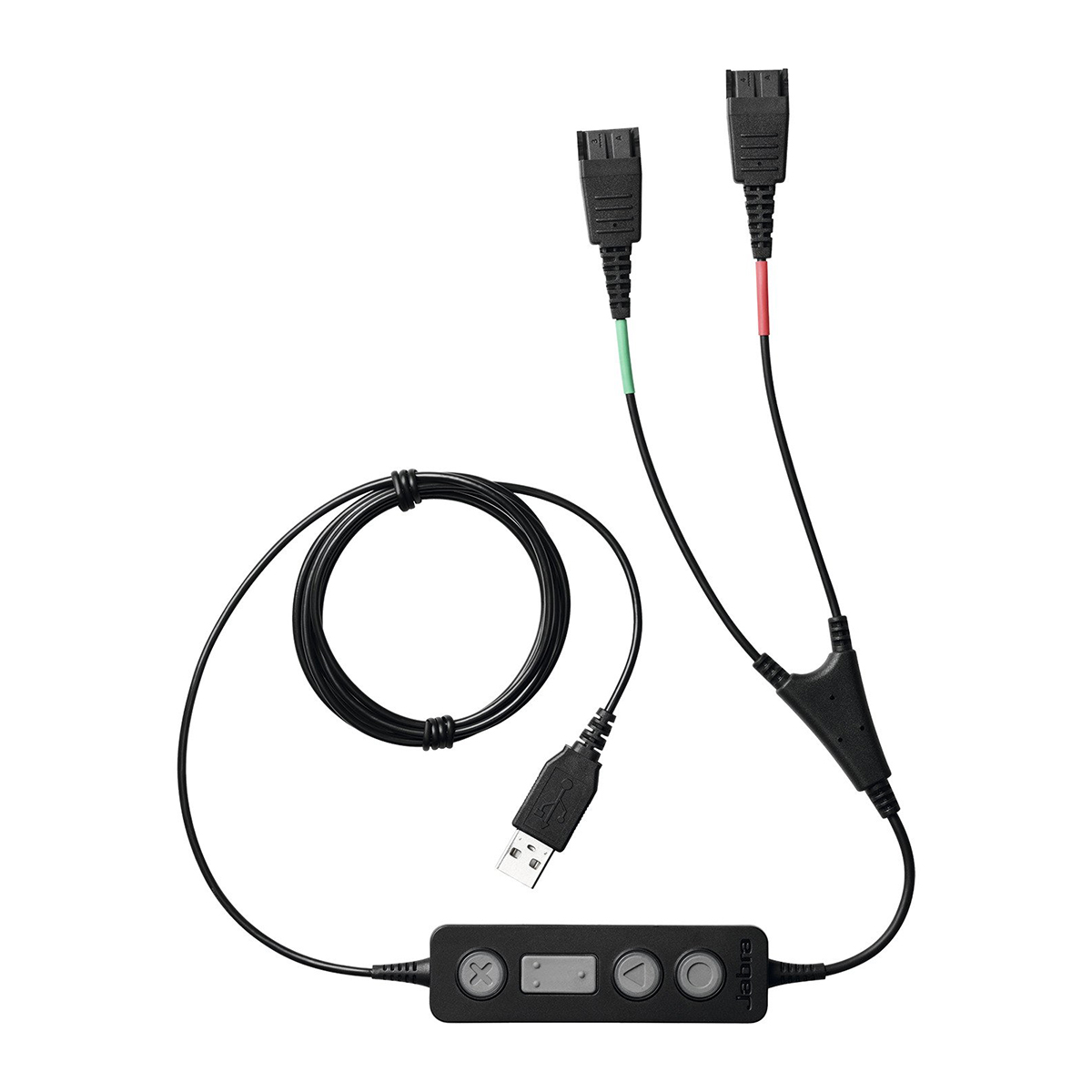 Jabra Link 265 Usb Y Training Cable