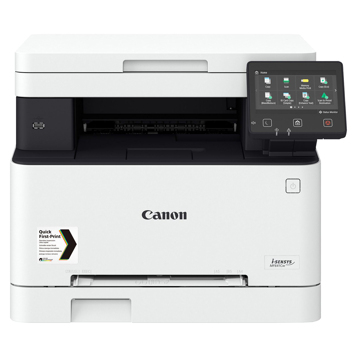 Canon i-SENSYS MF641CW A4 Colour Laser Multifunction