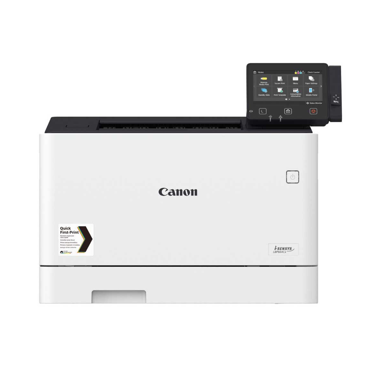 Canon i-SENSYS LBP664CX Colour Laser Printer