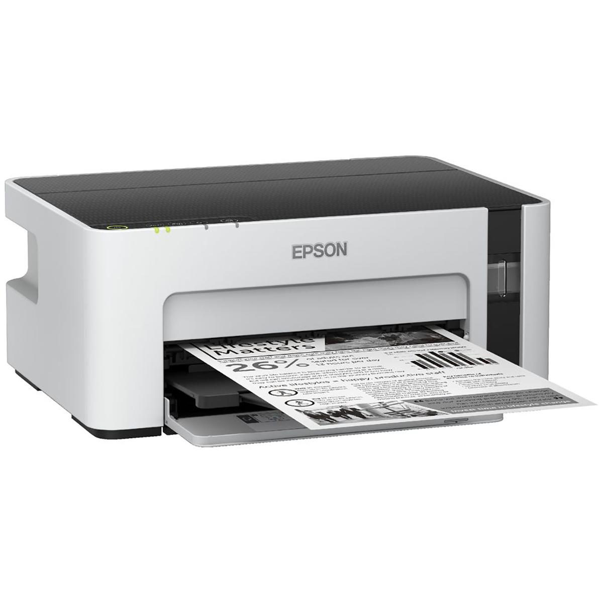 Epson EcoTank ET-M1120 A4 Mono Inkjet Printer