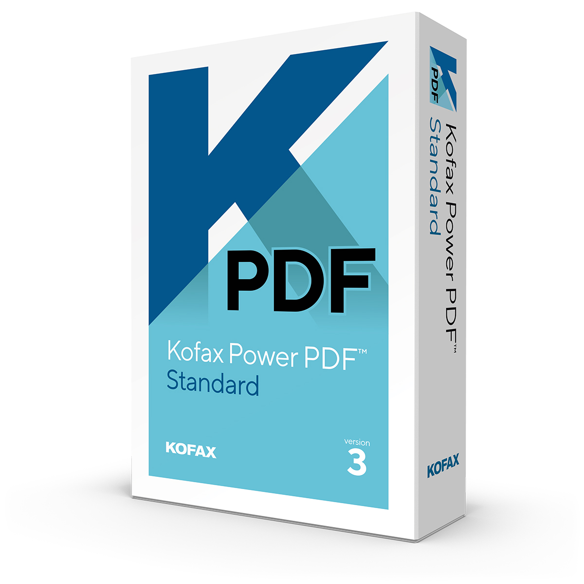 Kofax Power PDF Standard v3 International English Retail