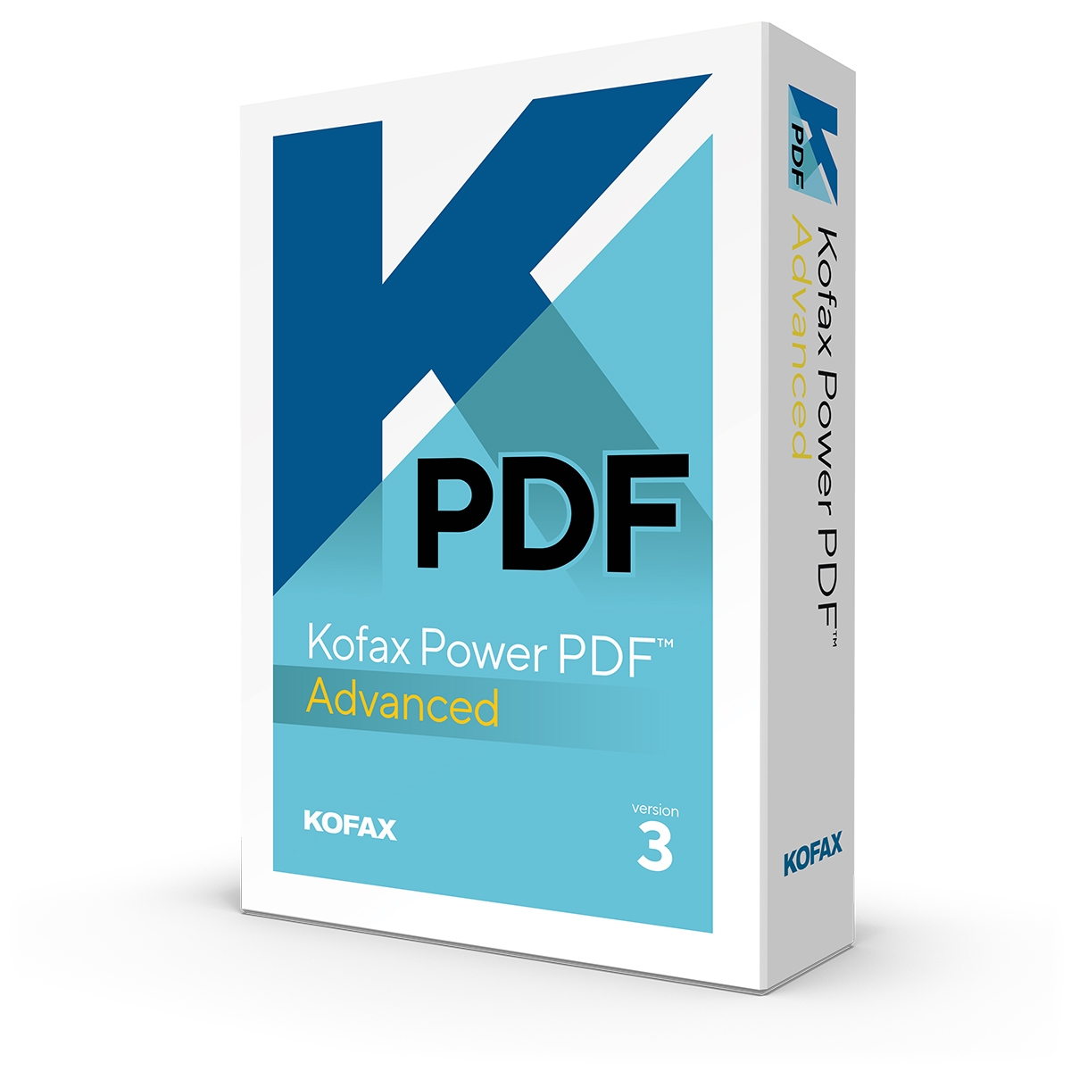 Kofax Power PDF Advanced v3 International English Retail