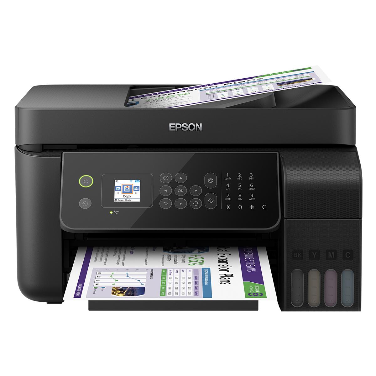 Epson EcoTank ET-4700 A4 Colour Inkjet Multifunction