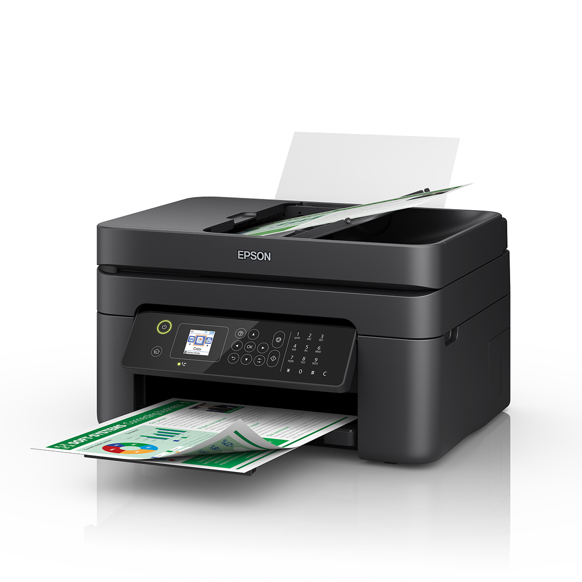 Epson WorkForce WF-2830DWF Colour Inkjet All-In-One Multifunction