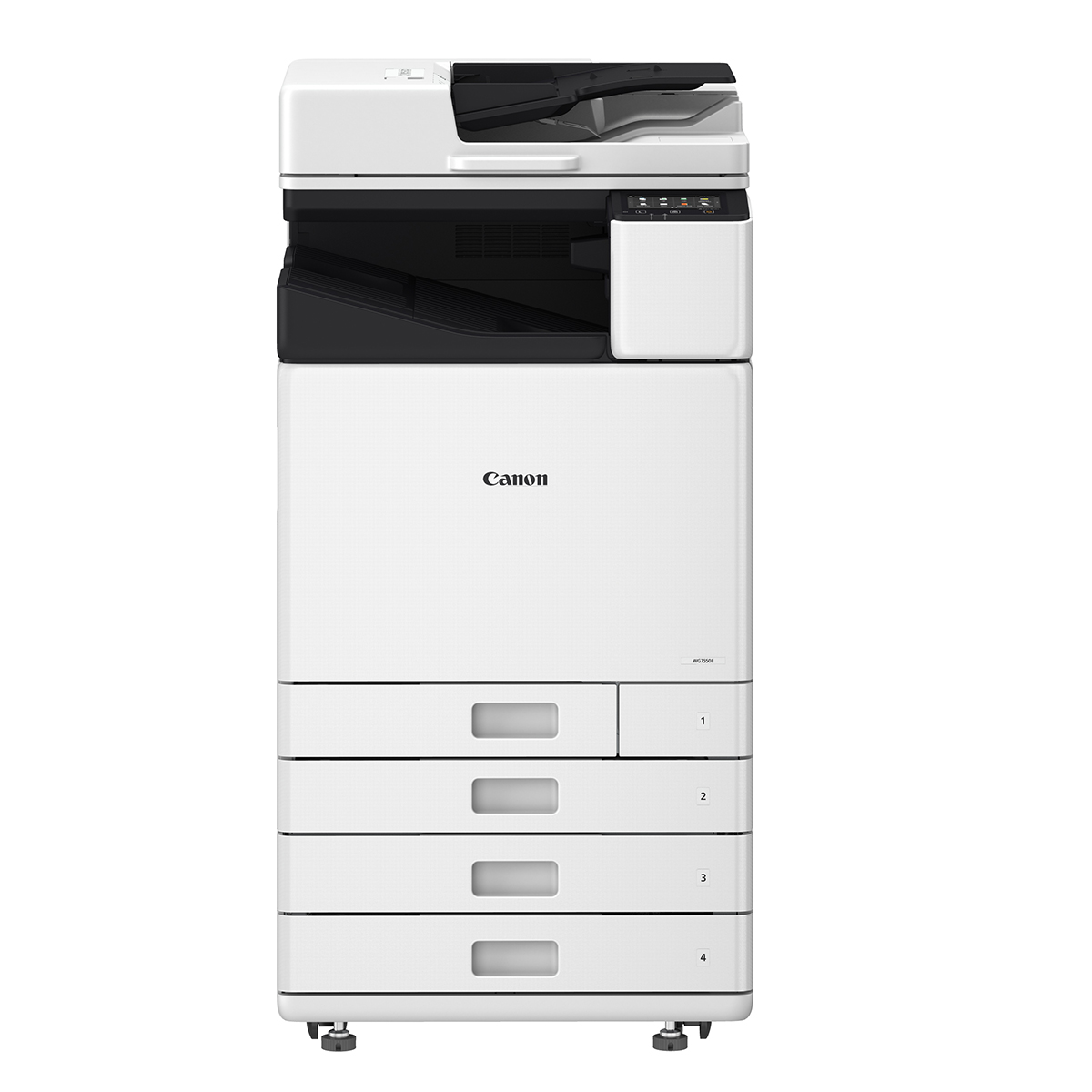 Canon WG7550 Business Inkjet A3 Multifunction