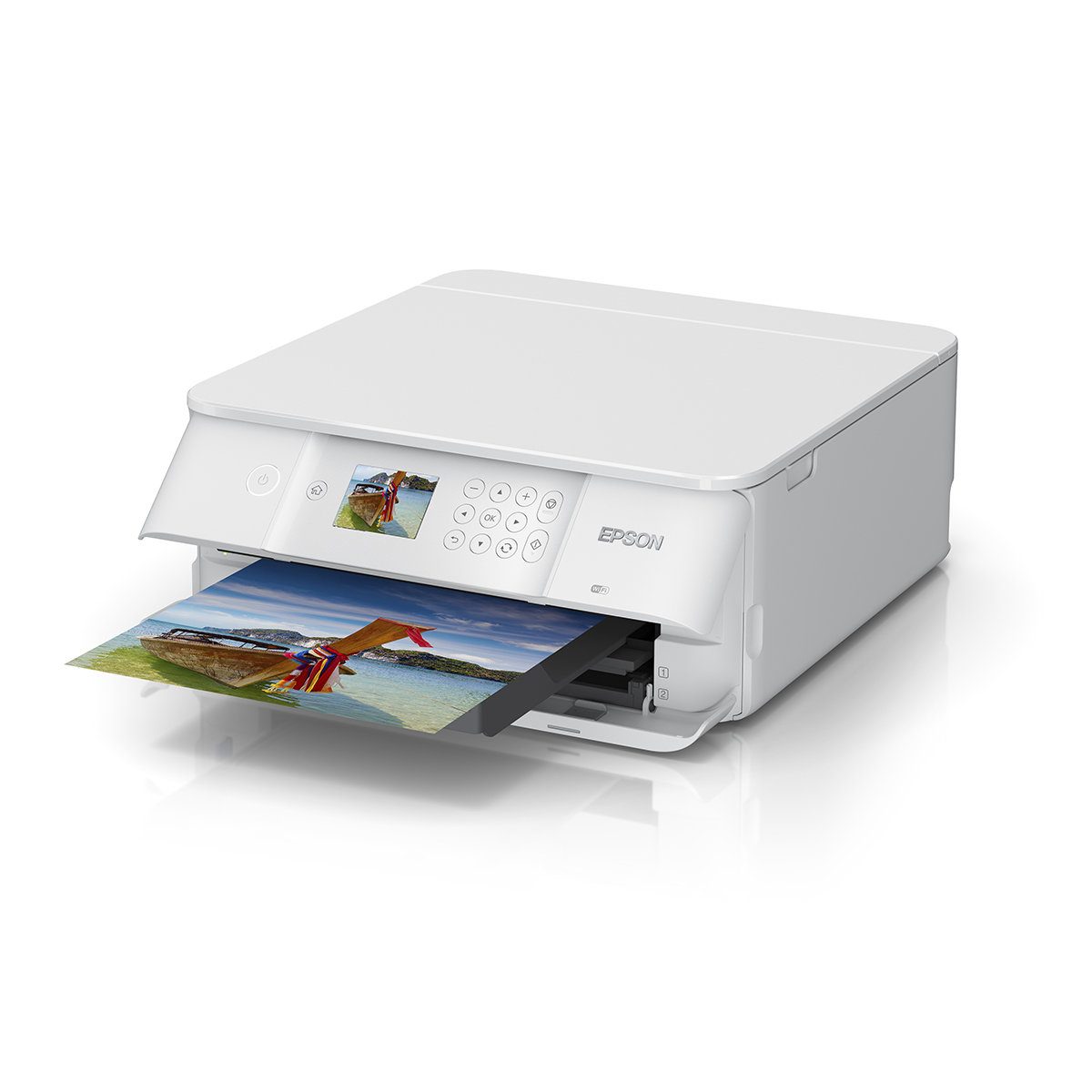 Epson Exp Premium XP-6105 White A4 Colour Inkjet Multifunction