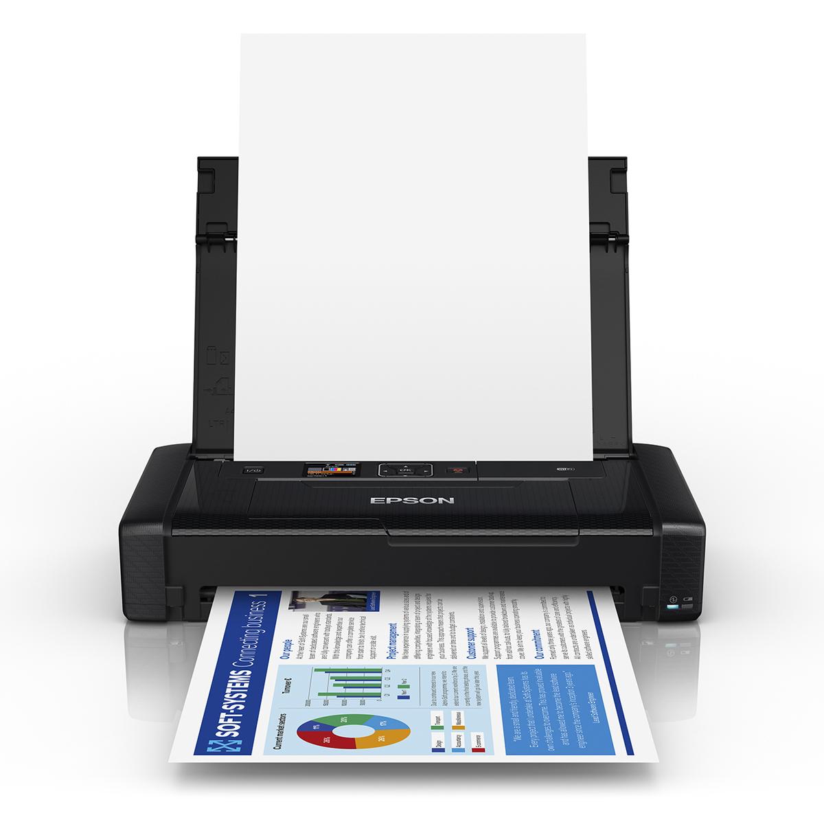 Epson Workforce WF-110W Portable Inkjet A4 Printer