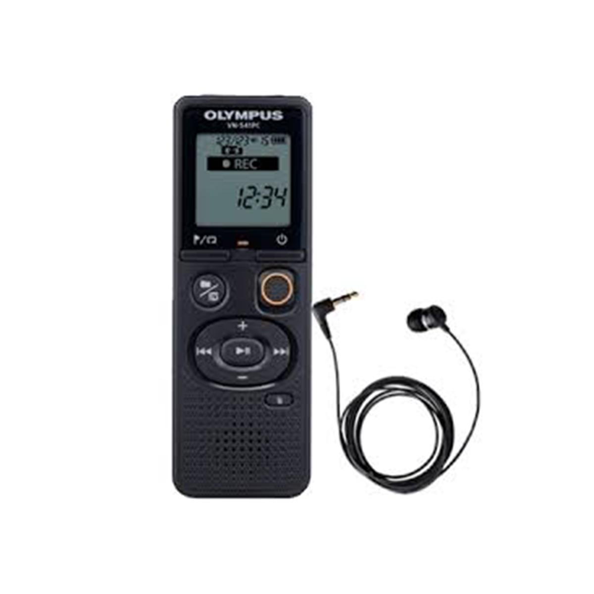 Olympus VN-541PC 4GB Digital Notetaker plus TP-8 Pick-up Microphone