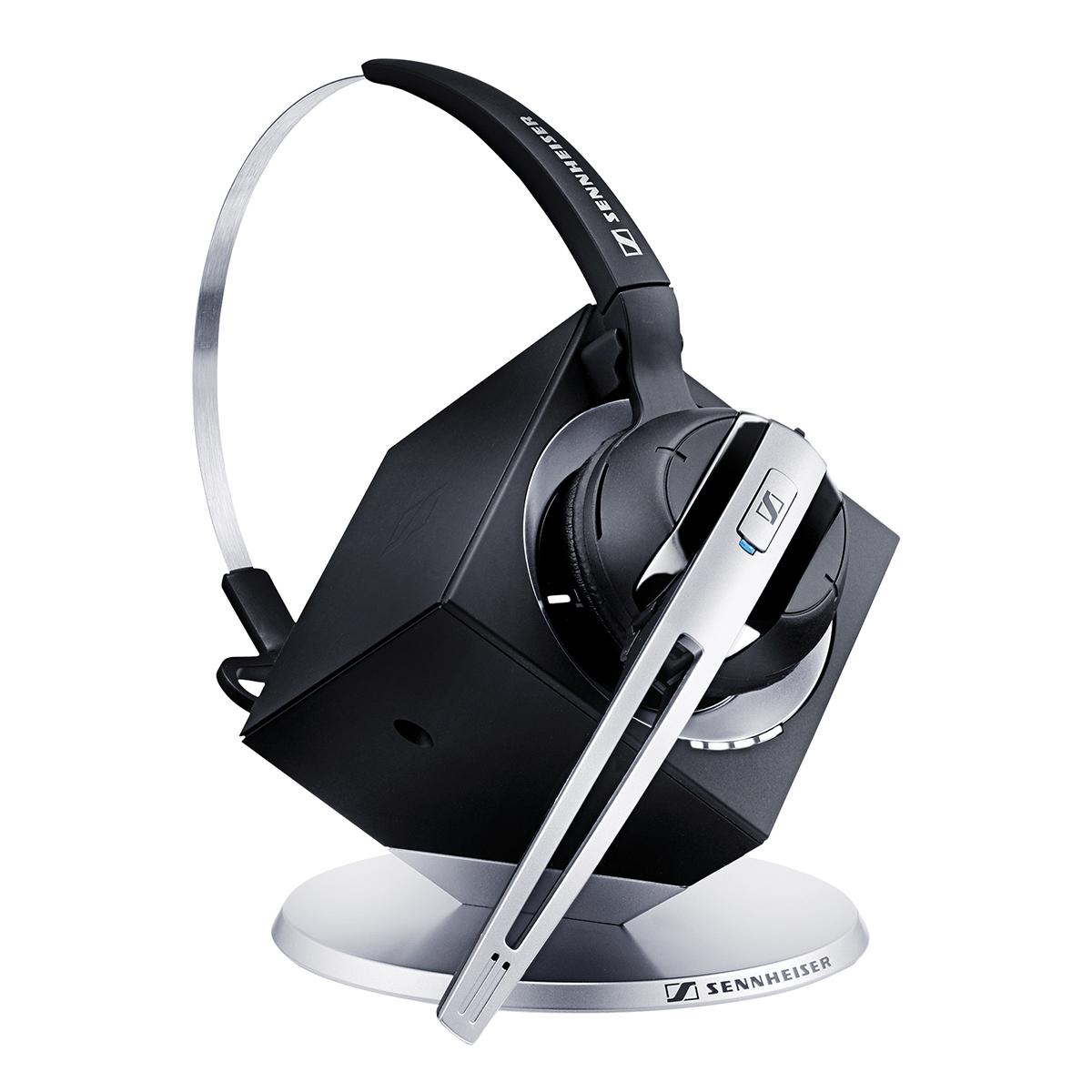 EPOS Sennheiser DW Office Phone Single Connectivity DECT Mono Headset