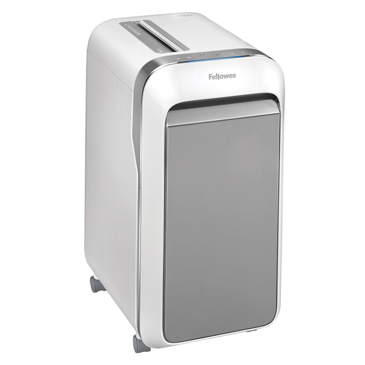 Fellowes Powershred LX221 Micro-Cut Shredder White