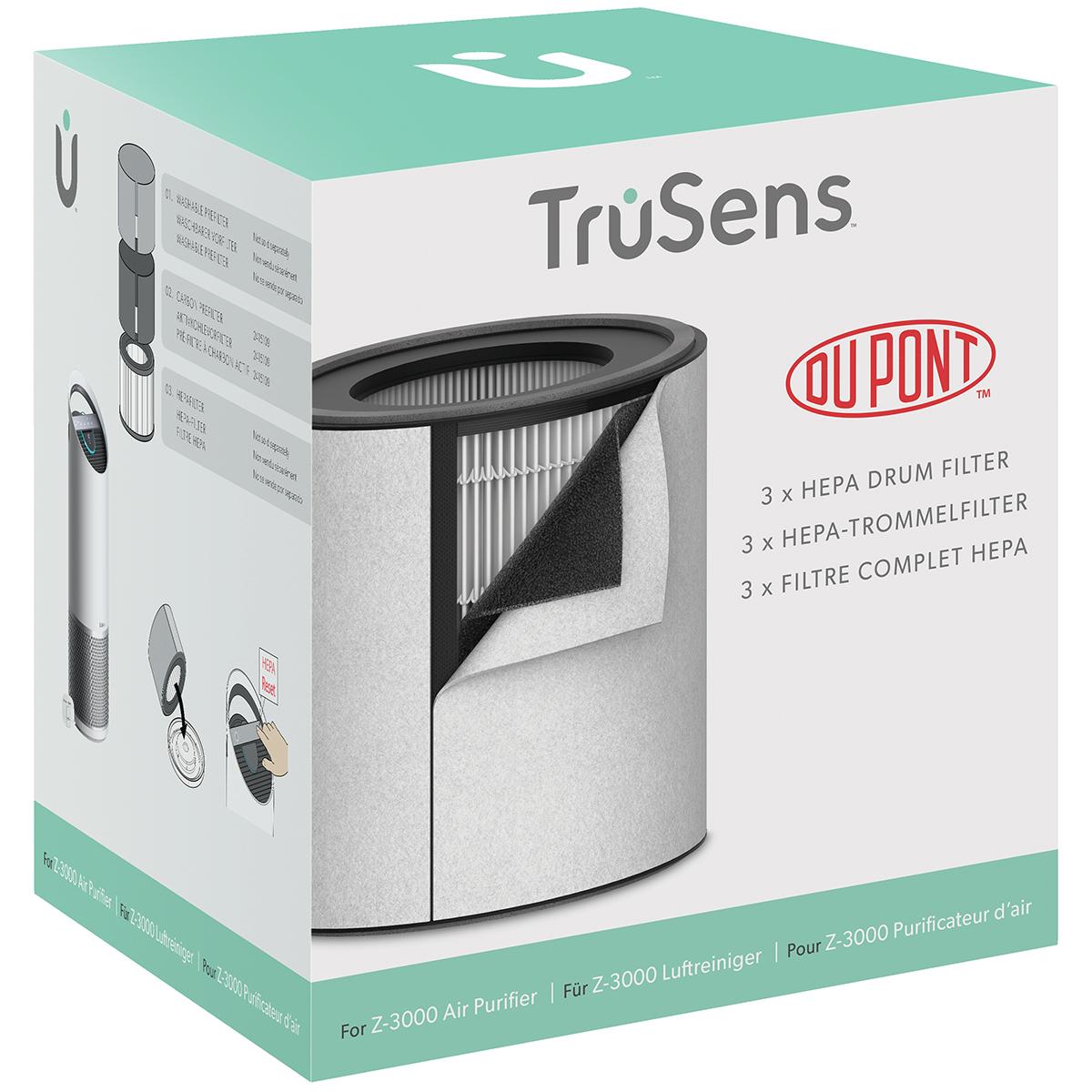 Leitz TruSens Z-3000 HEPA Filter Drum