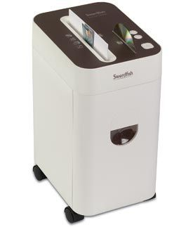 Swordfish 1100XCD Cross Cut Shredder