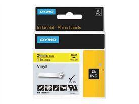 Dymo 1805431 24mm Black on Yellow